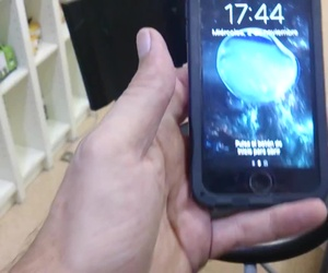 IMPACTOS DE IPHONE 6 CON FUNDA VOFEEL