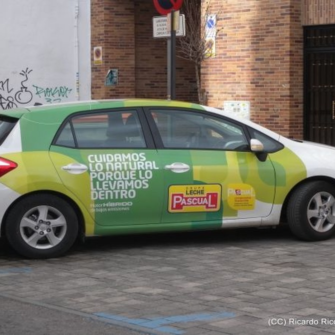 Normativa sobre la rotulación de vehículos de empresa