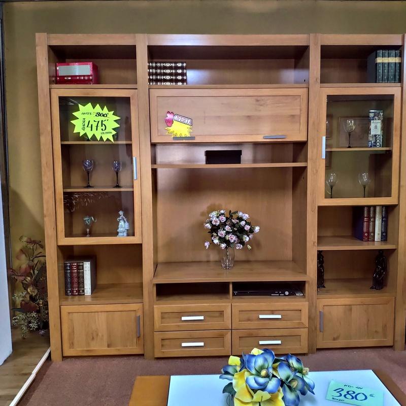 Conjunto sofás : Servicios de Muebles Sacoba