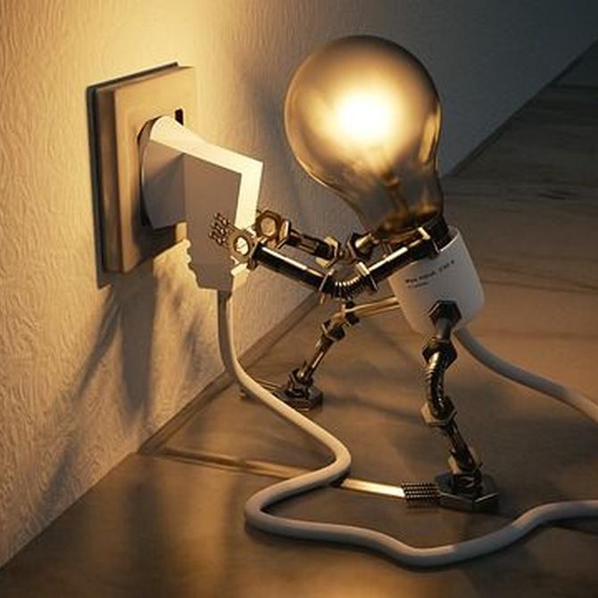 Viviendas con instalaciones de energía eficientes