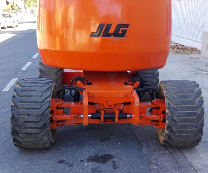 JLG  450AJ: Catálogo de Eleva Rent