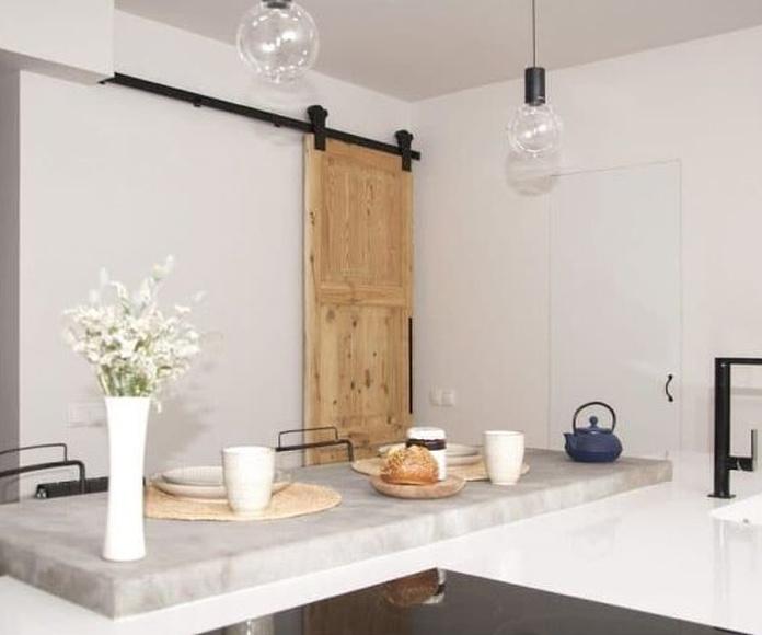 Proyecto de interiorismo en calle Rosellón: proyectos de interiorismo de Paglialonga studio interiorismo