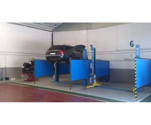 Todos los productos y servicios de Alquiler de boxes para reparar vehículos: Box Motor Zamora