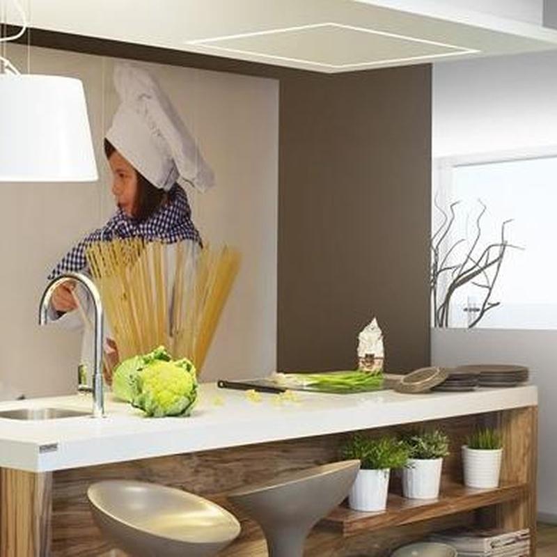 Cocina Delta modelo Vigo