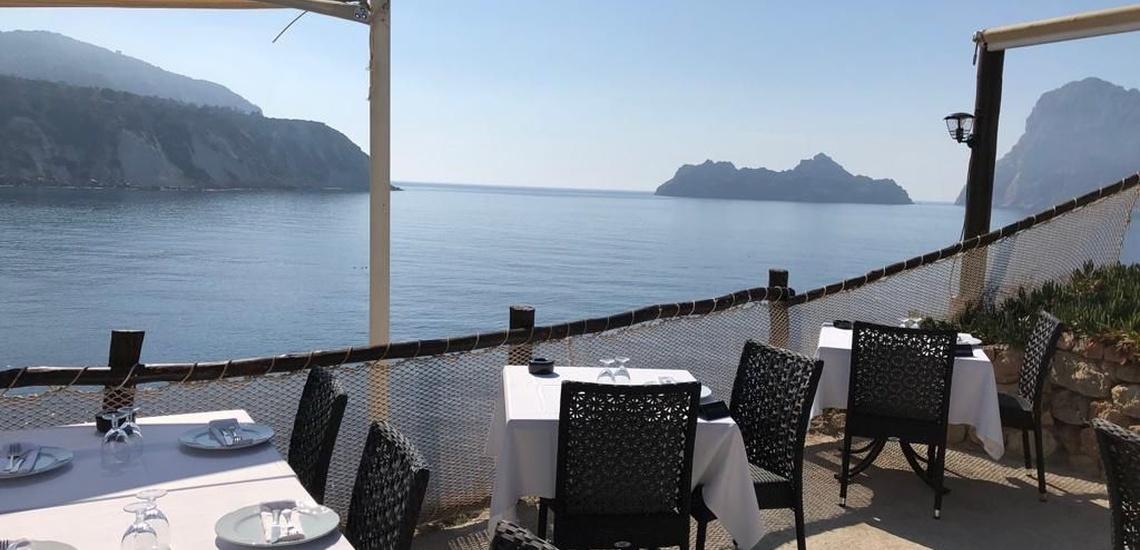 Restaurantes para celebraciones en Ibiza: Es Boldadó