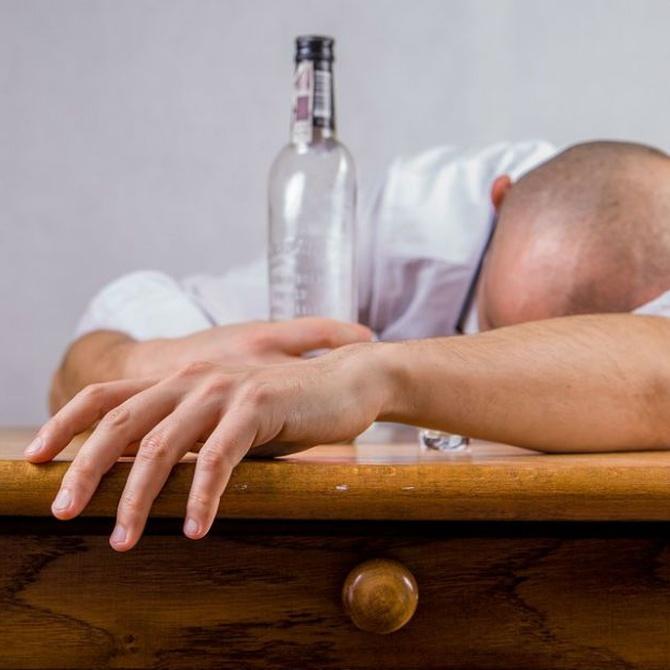 Cómo detectar la adicción al alcohol
