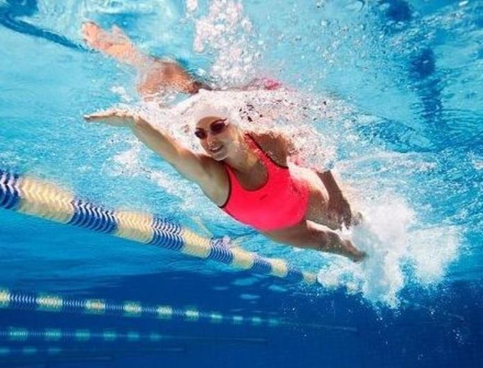 Lesiones típicas de la natación