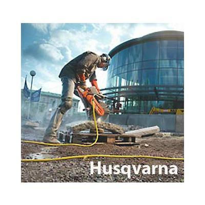 Productos de la marca Husqvarna: Servicios de Metsa Ciudad Real, S.L.