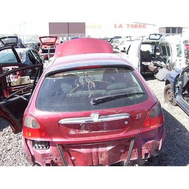 Desguace de vehículos: Servicios de Desguaces Sierra