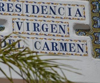 Carta del director: Nuestra Casa  de Casa de Mayores Virgen del Carmen