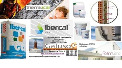 MORTEROS Y SISTEMAS ECOLOGICOS DE IBERCAL