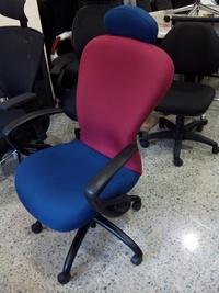 sillón de direccion modelo prima con cabezal y personalizado