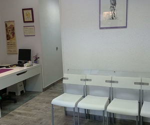 Sala de espera de Clínica del Pie Martínez