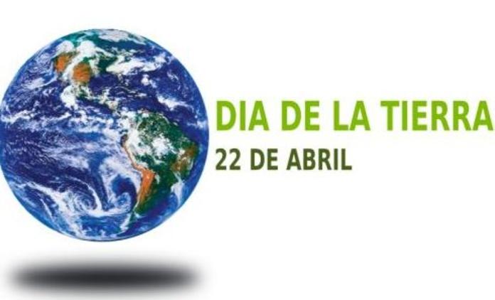 Hoy día 22 de abril se celebra el Día de la Tierra.