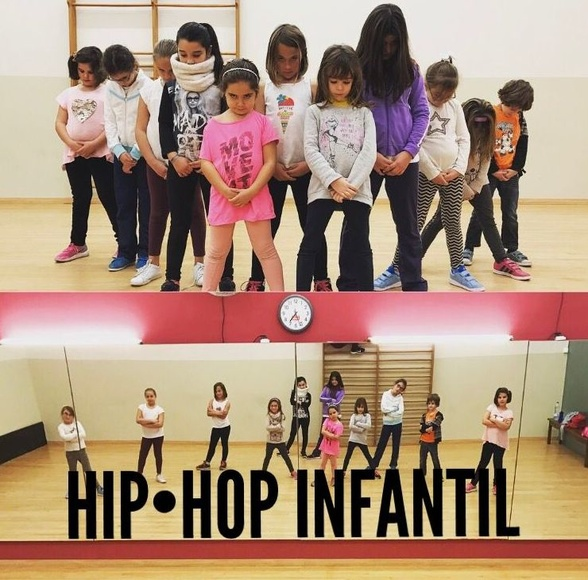 Hip Hop Infantil : Actividades y Servicios de Gimnàs Record