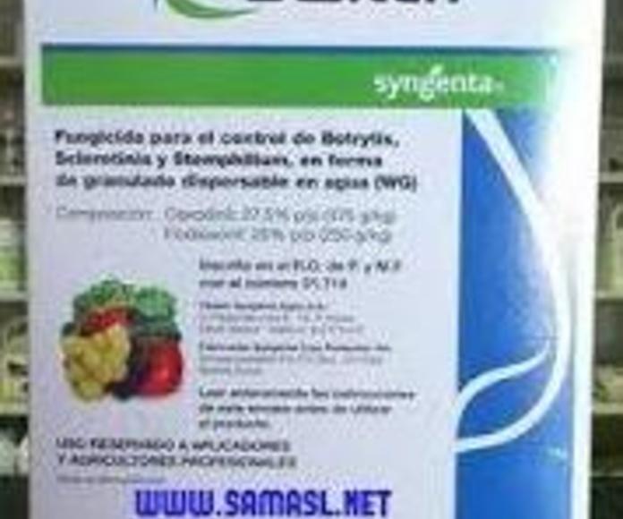 Fungicidas: Productos de Fitodel, S.L.