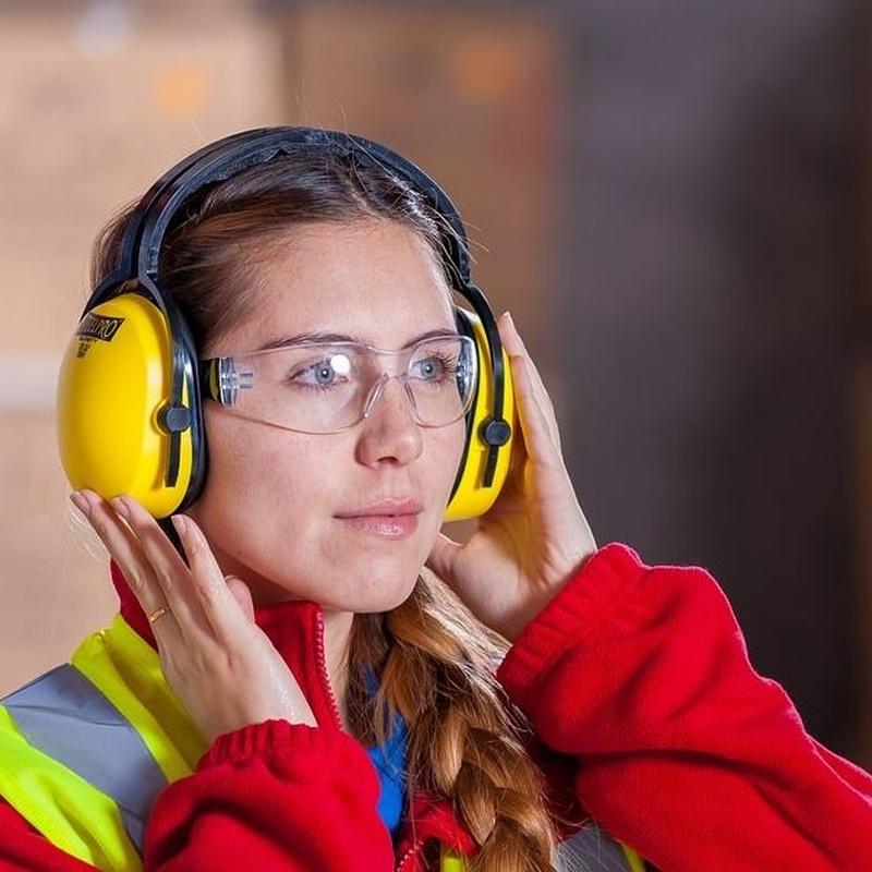 Equipamiento y accesorios de protección: Servicios de Material per a la Construcció Miquel Bosch