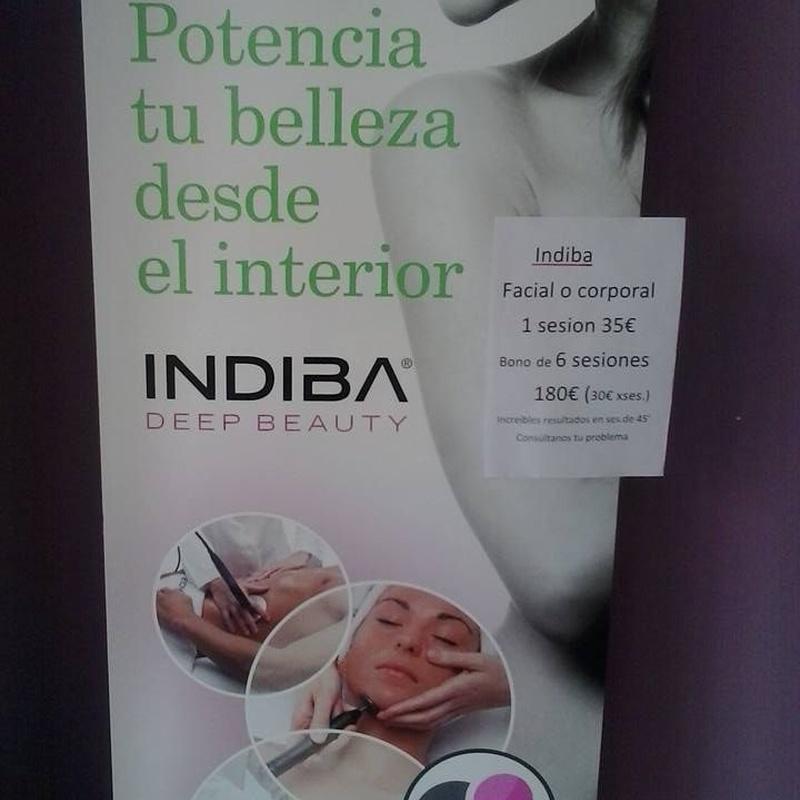 Indiba: Servicios de Salón de Belleza Sukaro