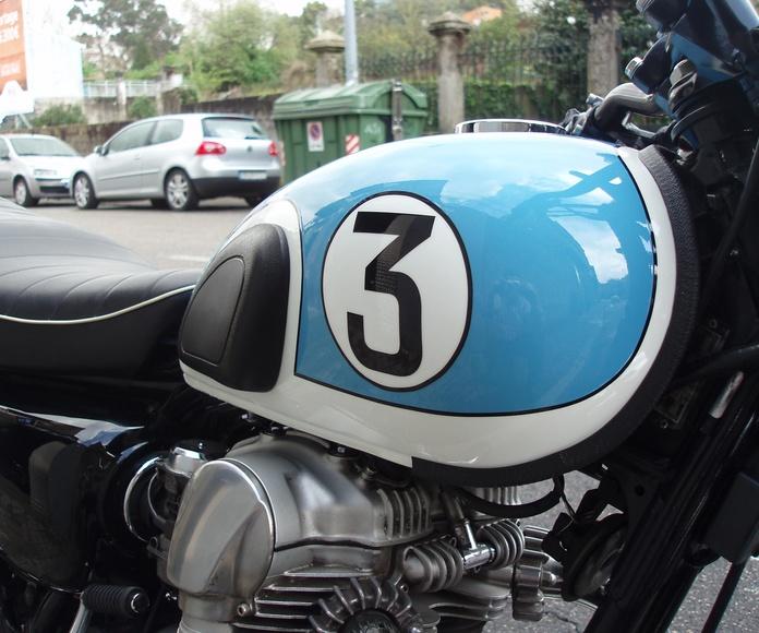 KAWASAKI CAFE RACER: Catálogo de Moto 2