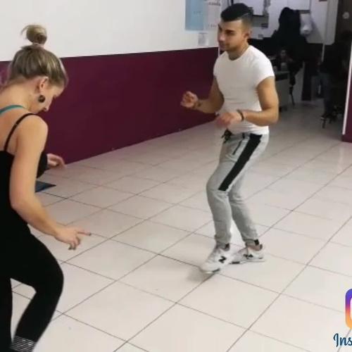 Marcos y Rosalía, Nuestros Profesores De Salsa En Línea.