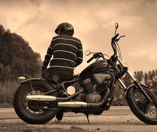 La libertad de viajar en moto