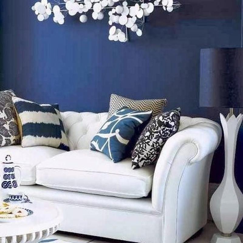 Color azul para pintar las paredes: Servicios de DekoraStylo
