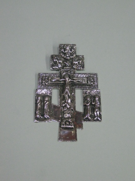 CRUZ PLATA RUSA : Catalogo de plata de Vera Orfebre