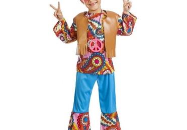 Disfraces hippies infantiles
