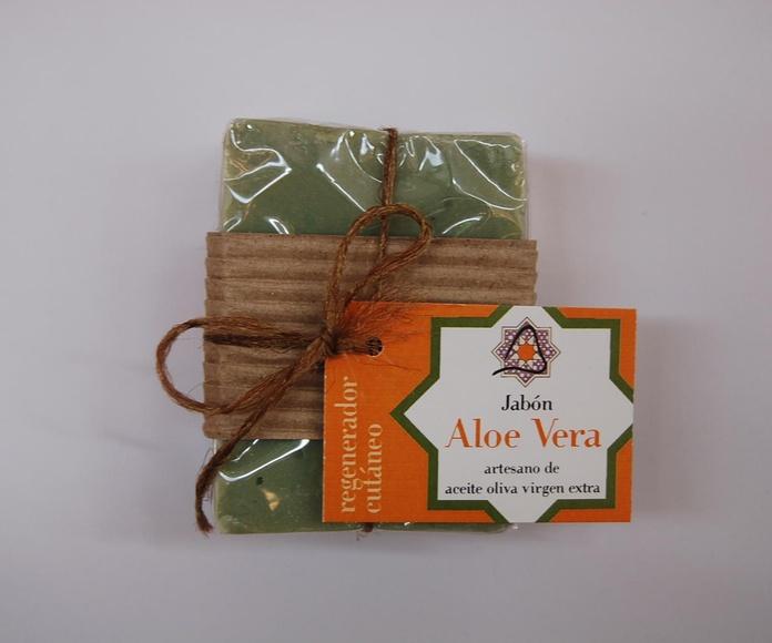 Jabón artesano de aloe vera: Productos de Arahí