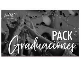 Pack graduaciones