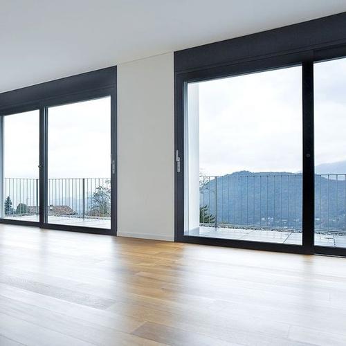 Instalación de puertas de aluminio y PVC en Madrid