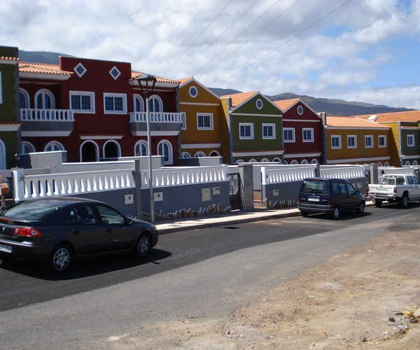 Alquiler de viviendas