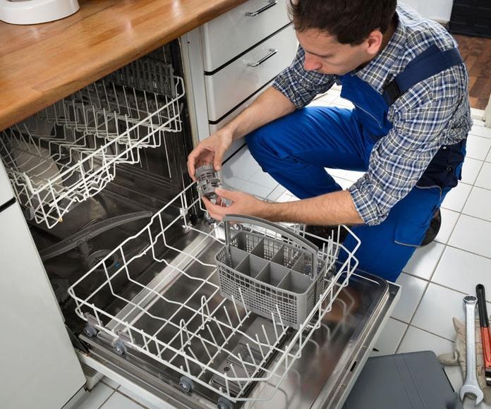 Reparación de lavavajillas en Torrevieja