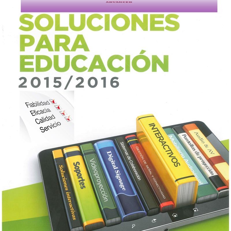 Soluciones Educación 2015/2016