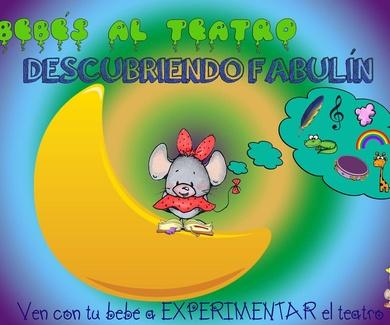 Teatro para bebés en Arganzuela
