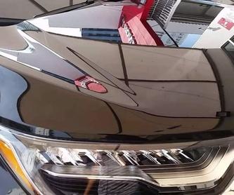 Pulido de faros: Servicios de RICO CAR  WASH