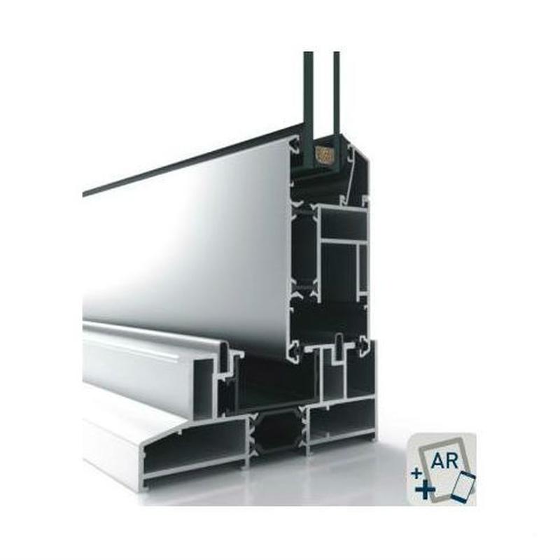 COR - 4500 R.P.T.: Productos de Aluminios Quatro