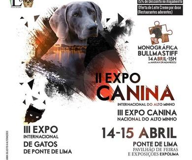 Expo Canina Internacional e Expo Internacional de Gatos