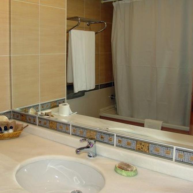 Consejos para la limpieza de los baños