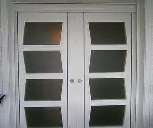 Fabricamos puertas de interior