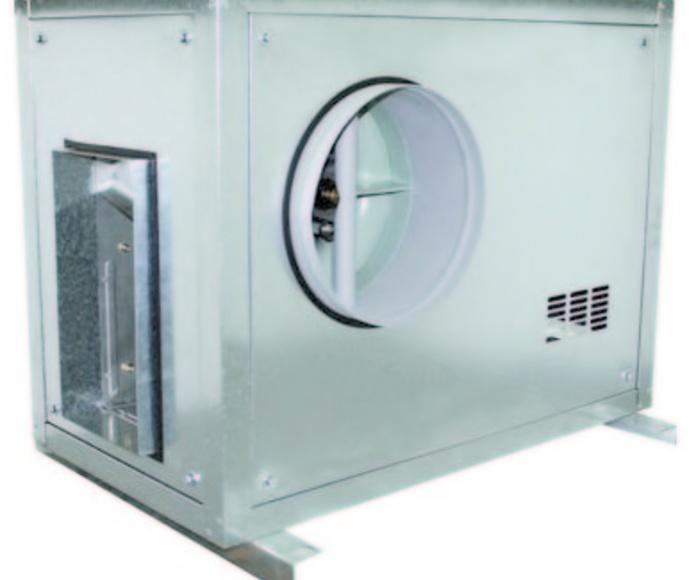 Ventiladores para extracción de campanas : Productos y servicios   de Difusión y Ventilación (Divent)