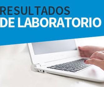 Screening bioquímico: Análisis Clínicos  de Laboratorio Dra. Teresa Marín