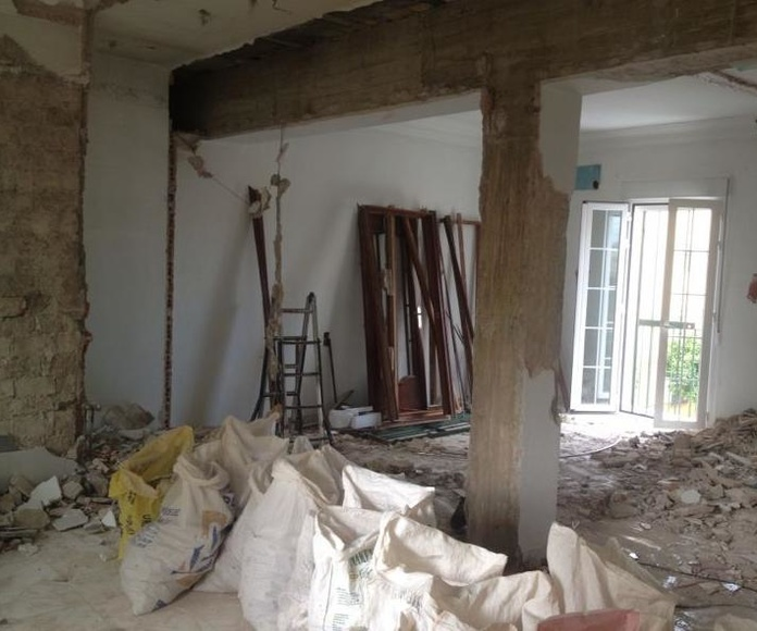 KAPLAN comienza las obras de rehabilitación de vivienda plurifamiliar en Avda. de Miraflores 84b