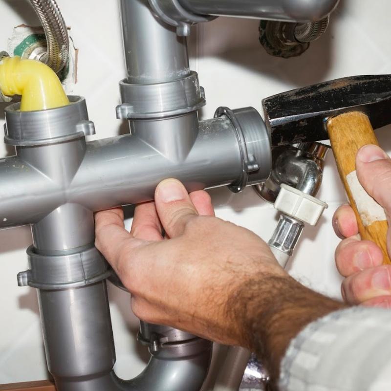Limpieza y reparación de tuberías