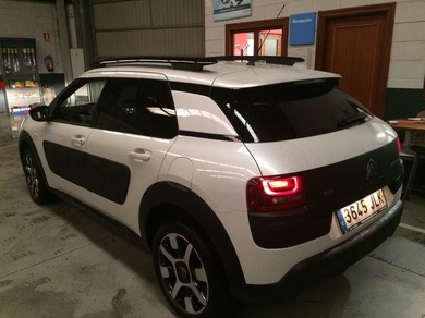Cabal Automoción Bosch Car Service continúa adaptando vehículos en Asturias