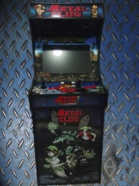 Metal Slug Arcade Collection