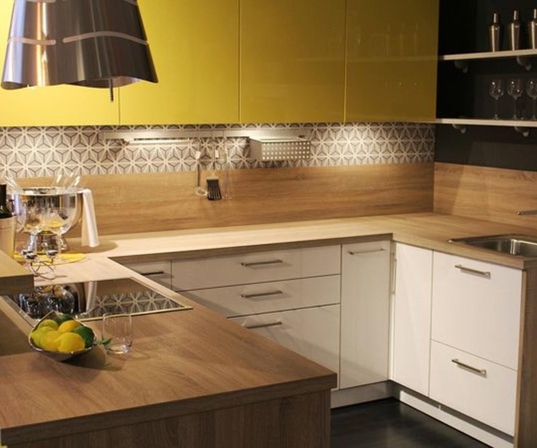 Apuesta por la melamina para tus muebles de cocina