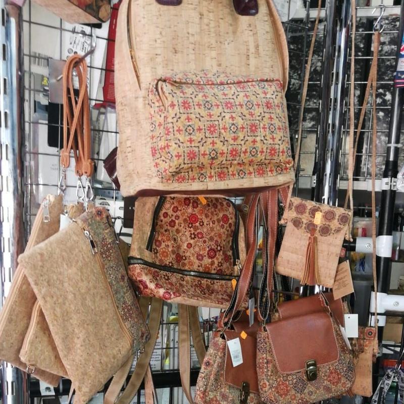 bolsos de corcho