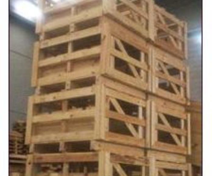 Jaulas de madera: Catálogo de Bretón
