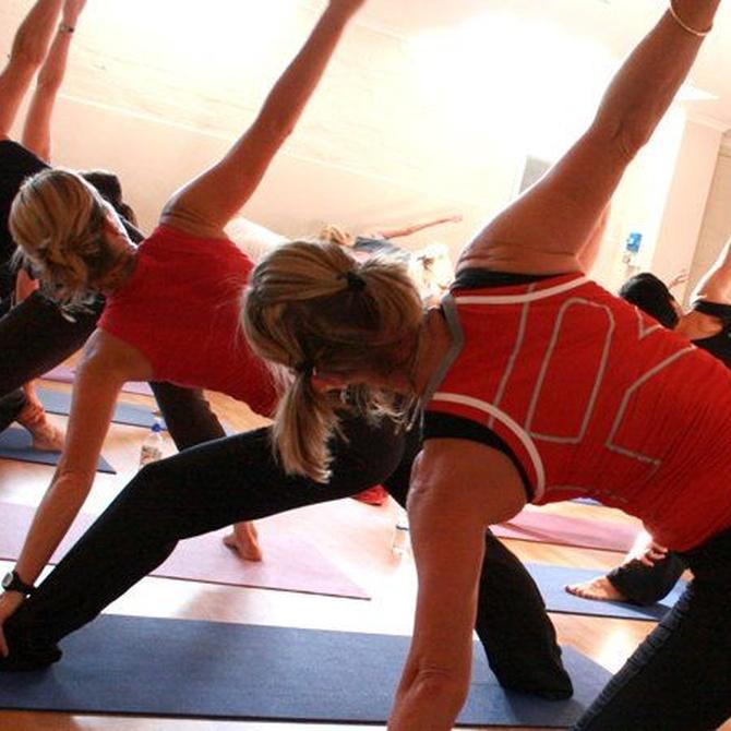 ¿Qué tal si aprendes estos ejercicios de pilates?